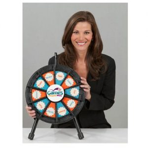 Micro Table Prize Wheel