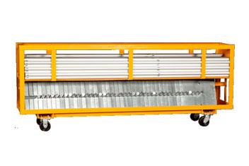 8ft Combo Cart