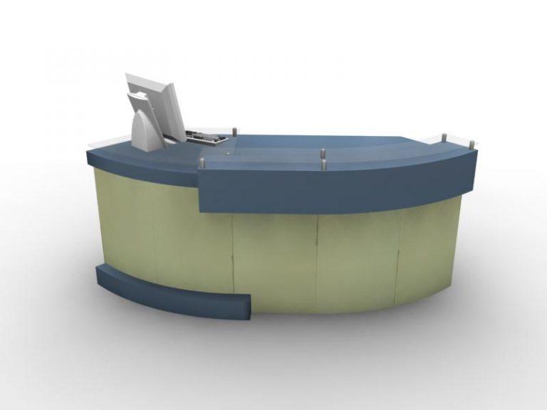 LTK-1004 Reception Counter