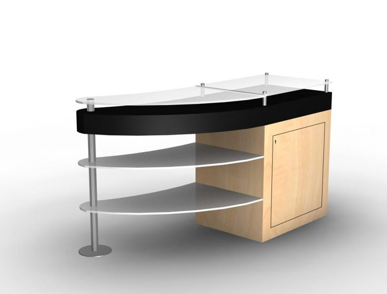 LTK-1136 Reception Counter