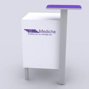 MOD-1327 Portable Display Counter
