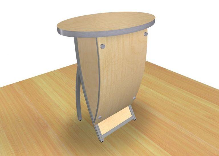 VK-1611 Portable Pedestal