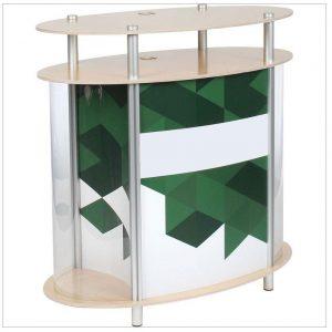 Twist Counter Ellipse Vertical Showcase