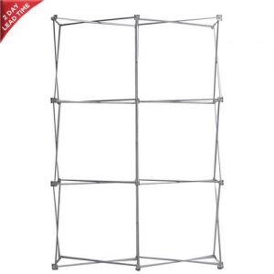 Ready Pop 5FT Straight Popup Display Frame