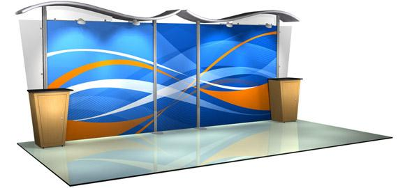 Trade Show Displays & Exhibits Rentals