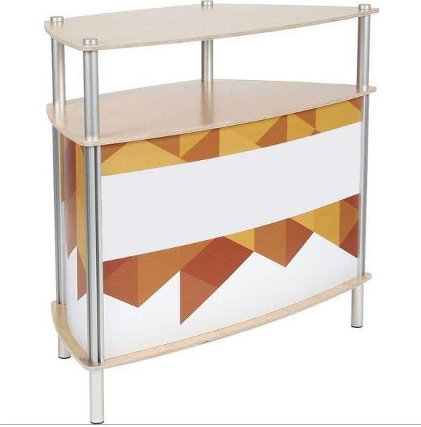 Twist Counter Trapezoid