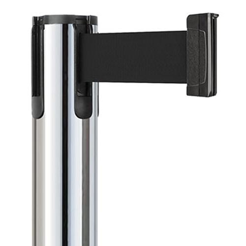 Basic Crowd Control Belt Stanchion Chrome Belt