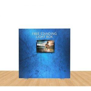 Square Freestanding Light Box