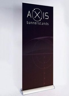 ABX Axis V2 Retractable Banner Stand 850