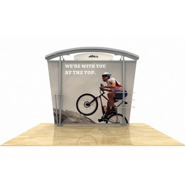 10 ft Timberline Modular Displays
