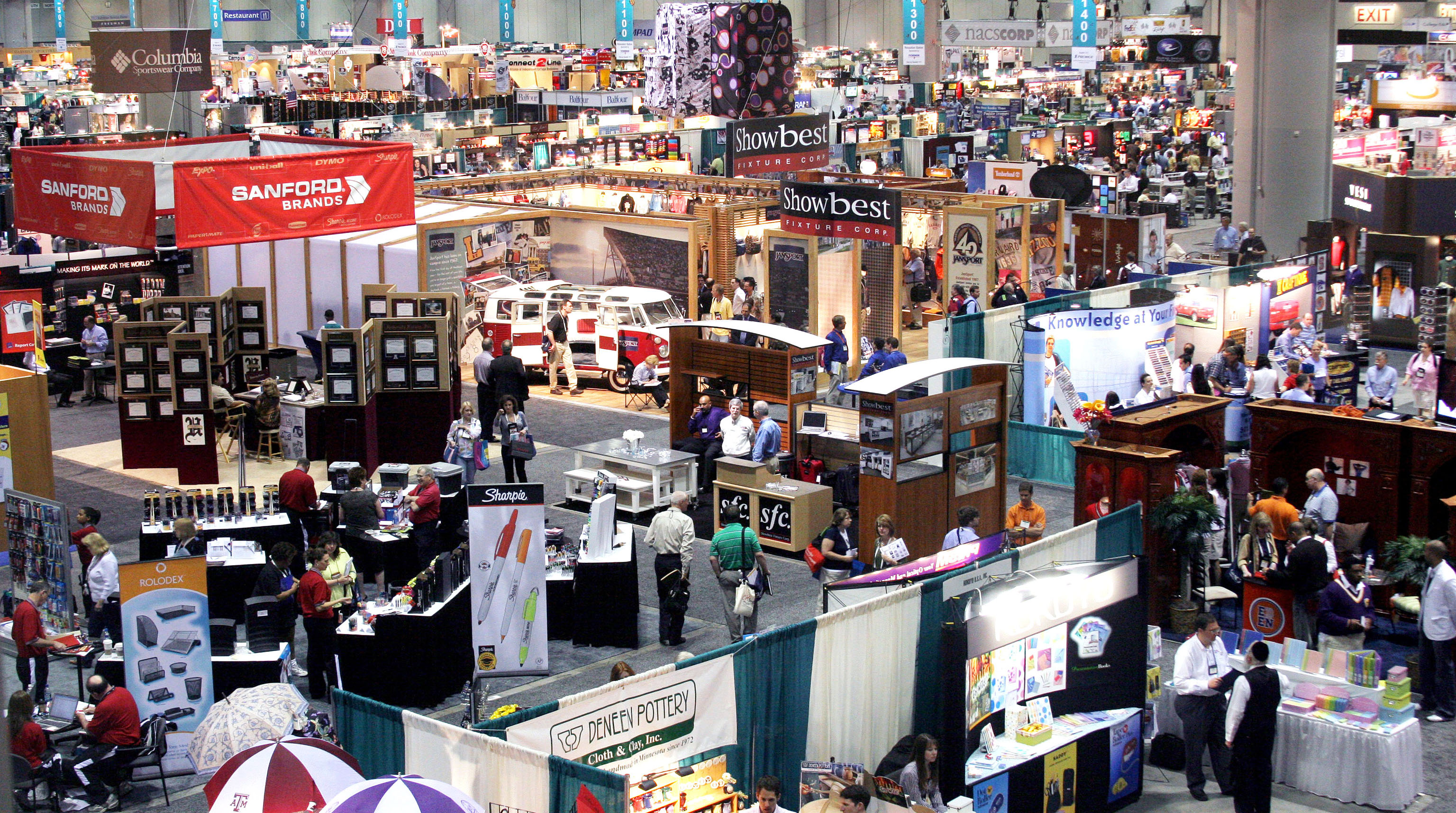 Convention Expo Displays