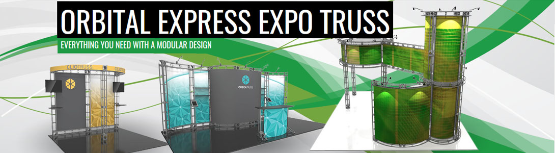 Orbital Express Expo Truss