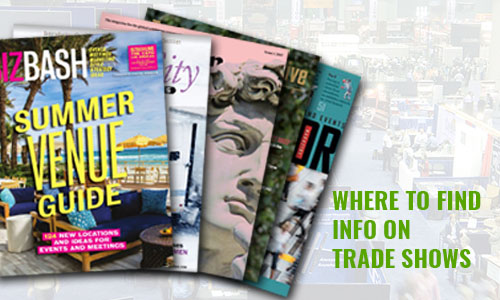 Where to find Trade Show information