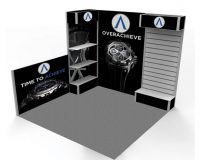 Alpine Booth Configuration C