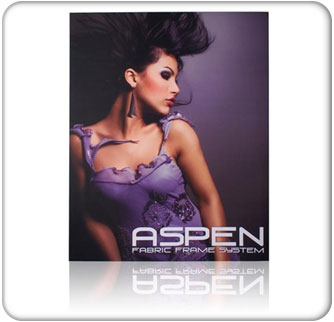 Aspen Frame Displays