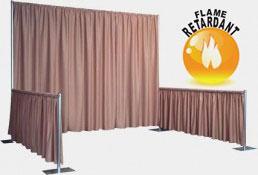 Wyndham Flame retardant material