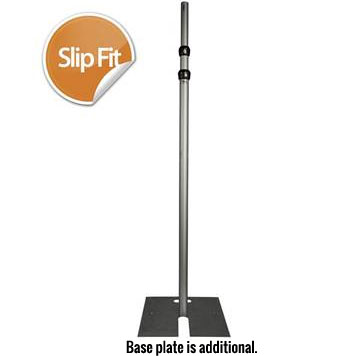 Slip Fit Uprights 2 inch tubin