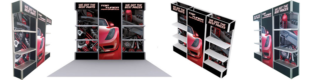 alpine booth package