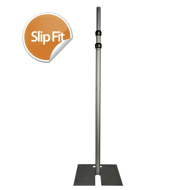 slip fit upright with slip collar