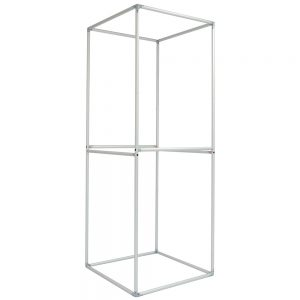 EZ Tower 8ft Tension Fabric Display Frame