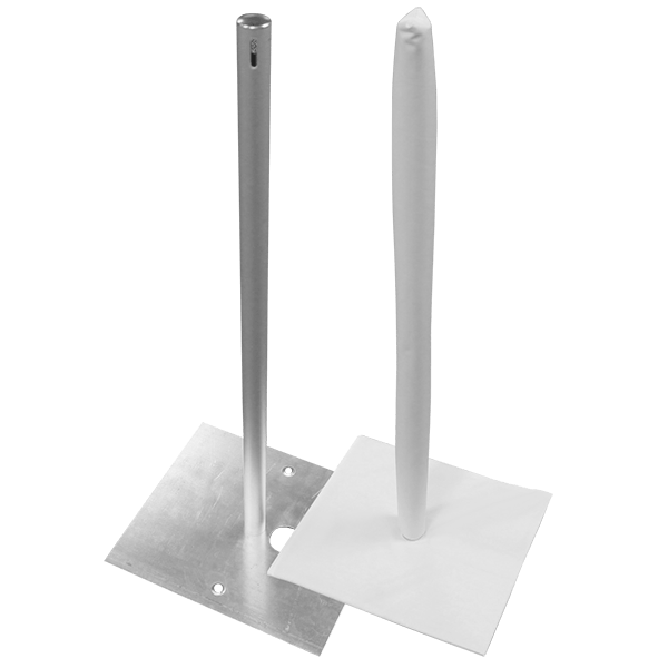 Black or White Base Covers