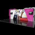 Designer Series 20ft Fabric Backwall Kit 07
