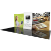 Formulate 20ft Fabric Backwall Kit 05