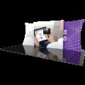 Formulate 20ft Fabric Backwall Kit 11