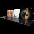 Formulate 30ft Fabric Backwall Kit 02