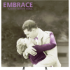 embrace 8ft full height push fit tension fabric display full fitted graphic center