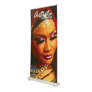 Puggle Roll Up Banner Stand