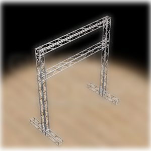 Truss Start & Finish Line System 16x15