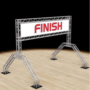 20x15 Truss Start Finish Line System
