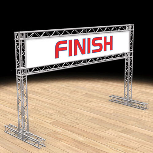 Truss Start & Finish Line System 22x13