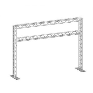 Aluminum Truss Start & Finish Line Kits and Structures