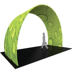 Formulate Twisted Arch 05 Tension Fabric Structure