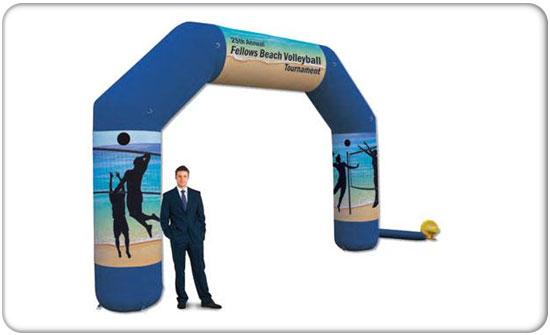 Jumbo Arch Inflatable