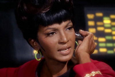 officer uhura