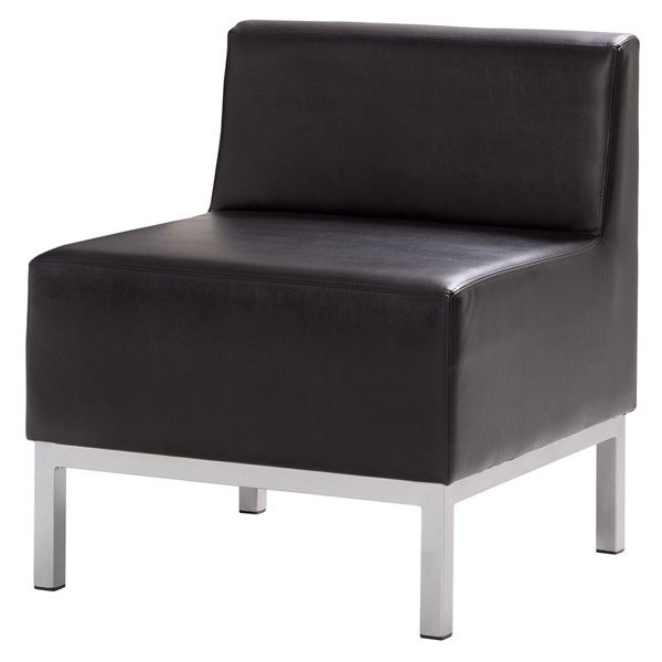 Heathrow Chair is a stylish, compact and versatile chair is perfect for smaller or large modern seating environments.