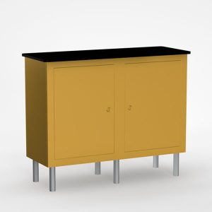 Alumalite Lineare Double Wide Free Standing ALC9 Counter