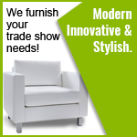 exhibit furniture rentals