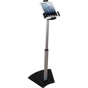 Our new Universal Tablet Stand is a versatile tablet stand that can hold numerous tablet styles! Can rotate between portrait and landscape configurations!