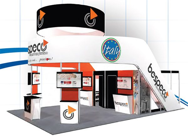 Exhibit Conference Rooms for Trade Shows