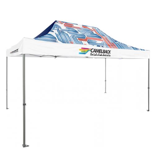 13x20 full imprint premium canopy