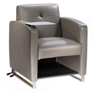 tech tablet chair with tablet