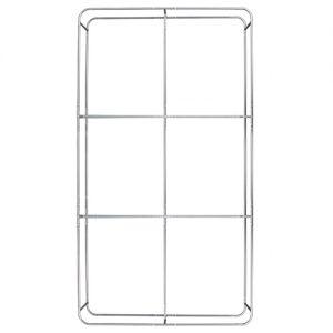8' x 15' Wallbox Tension Fabric Backwall Display Hardware