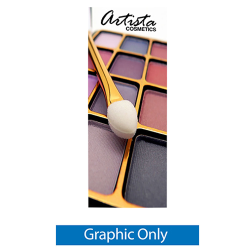 Maui Retractable Banner Stand Graphic Only