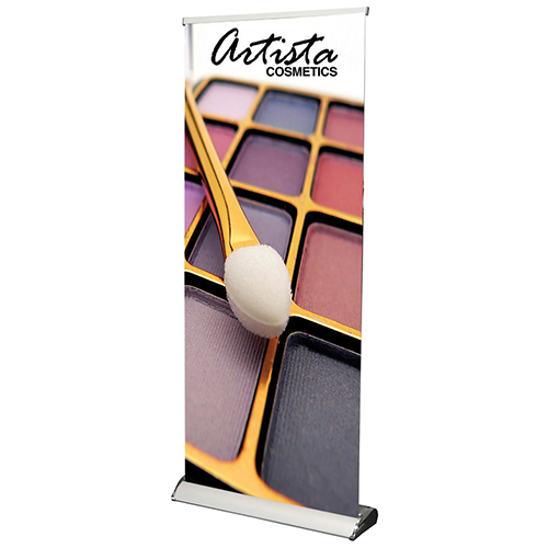 Maui Retractable Banner Stand Graphic Package