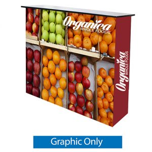 Ready Pop Counter Display Graphic
