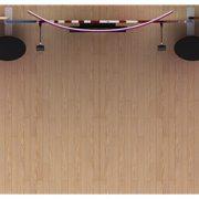 atlantic 20ft curved tension fabric display waveline media kit top